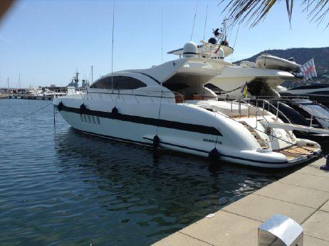 2003 Overmarine Mangusta 72