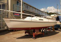 1989 Freedom Yachts 21