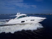 2010 Sea Ray 580 Sundancer