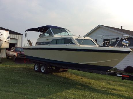 1983 Chris-Craft Catalina w/Trailer
