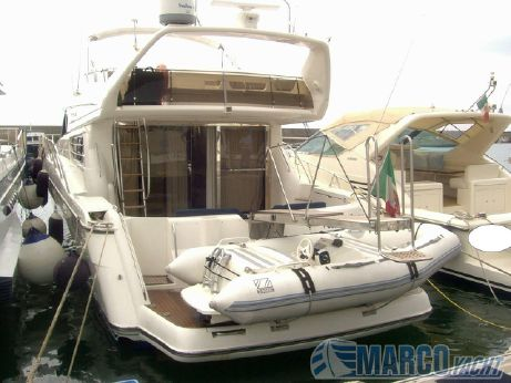 2000 Marine Project Princess 60 fly