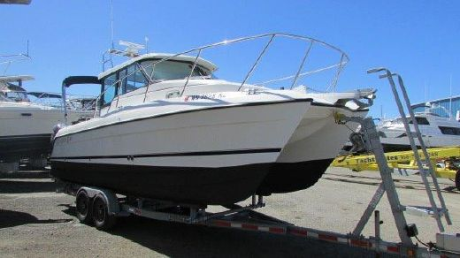 2002 Glacier Bay 2690 Coastal Runner