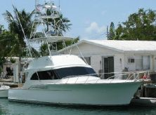 1990 Buddy Davis Sportfish with Tuna Tower