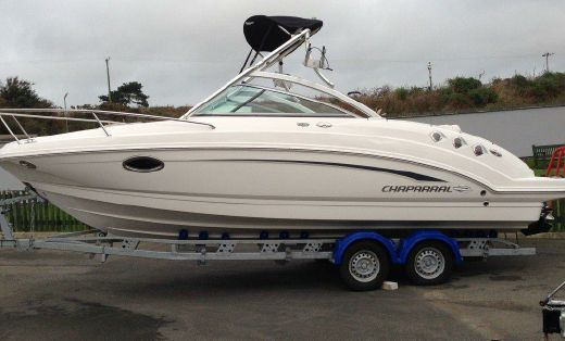 2014 Chaparral 225 SSi