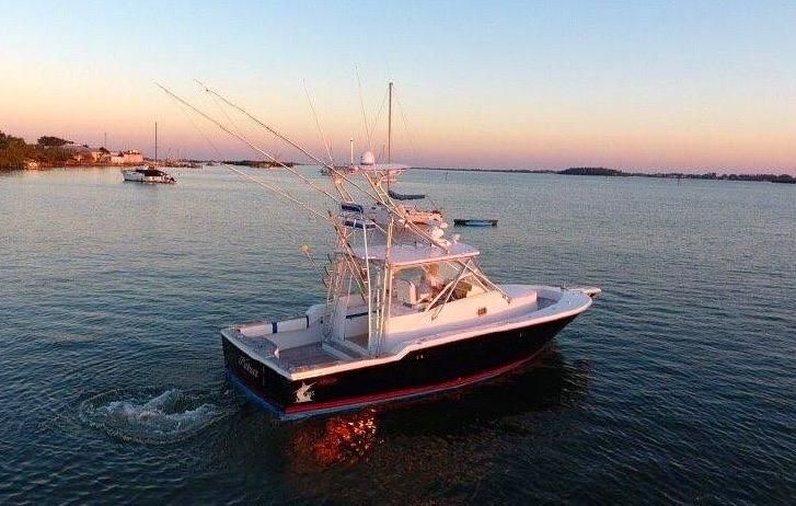 2006 strike express sport fishing power boat for sale for Fishing boats for sale by owner