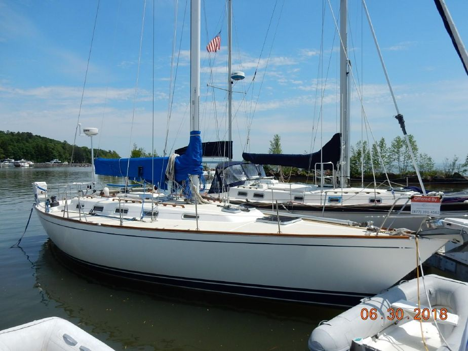 1987 Tartan 40 Sail Boat For Sale - www yachtworld com