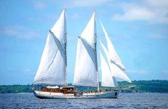 2009 Custom Sailing schooner