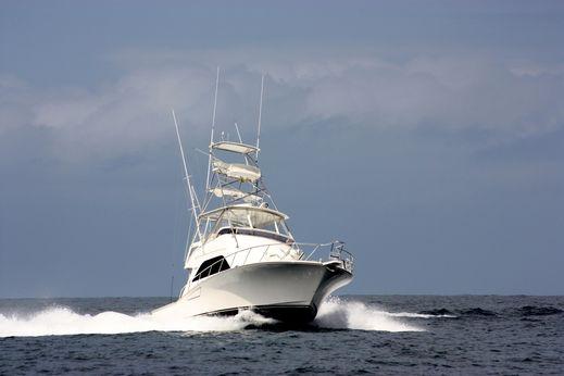 2008 Cabo Yachts Flybridge