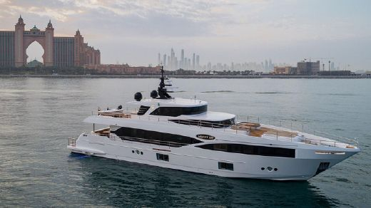 2017 Majesty Yachts 100 ft