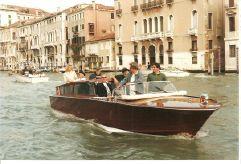 1999 Cantiere Motonautico Serenella Venetian Luxury Motor Limousine