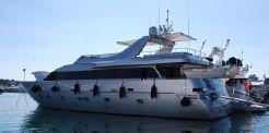 2005 Admiral Custom Motor Yacht