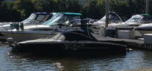 2008 Nautique 230 super air