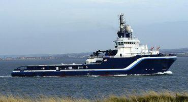 2003 Custom Offshore Supply Vessel
