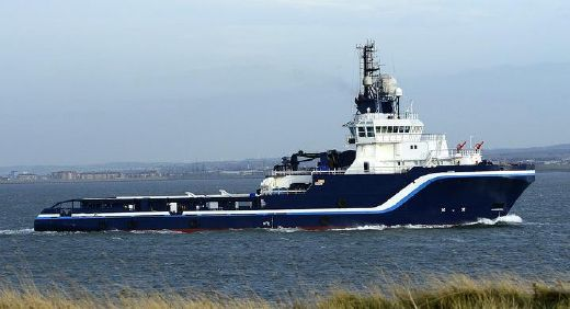 2003 Custom Offshore Supply Vessel