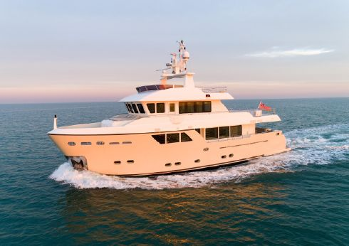 2015 Cantiere Delle Marche Darwin Expedition Yacht