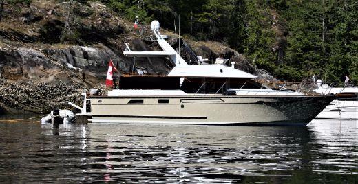 1992 Ocean Alexander 440 Sundeck