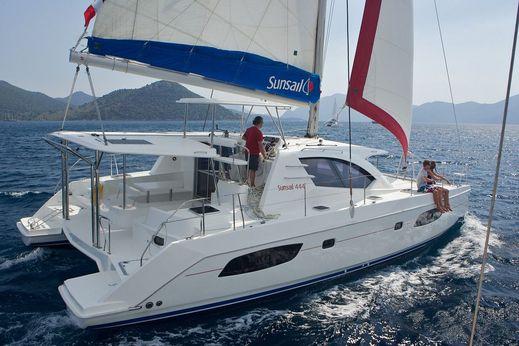 2012 Sunsail 444