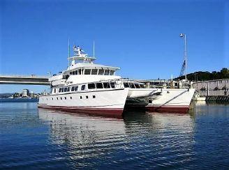2009 Custom 82 Power Catamaran