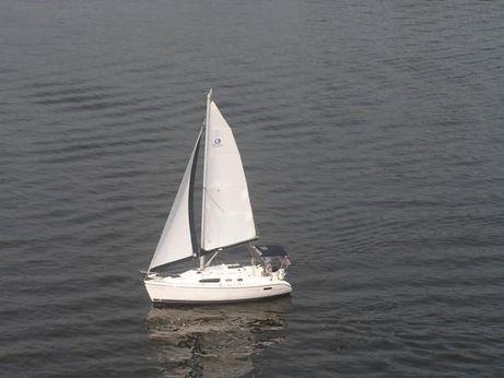 2002 Hunter 306