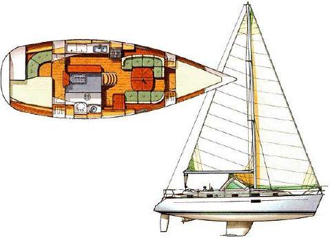 2001 Beneteau Oceanis 36 CC 36CC