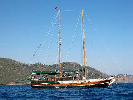 2008 Ron-Ka Yachting Co. Ltd Luxury VİP GULET