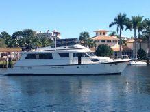1989 Hatteras Cockpit Motor Yacht