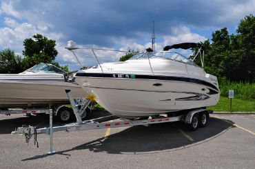 2009 Glastron Sea Ray Chaparral GT 249
