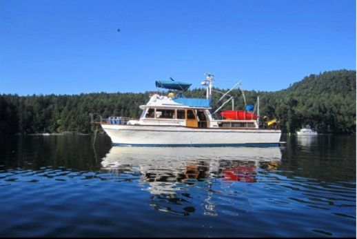 1977 Californian 42 Trawler