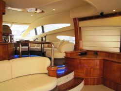 Pre-owned azimut yacht for sale