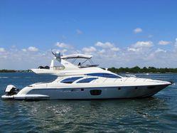 62' Azimut yacht for sale