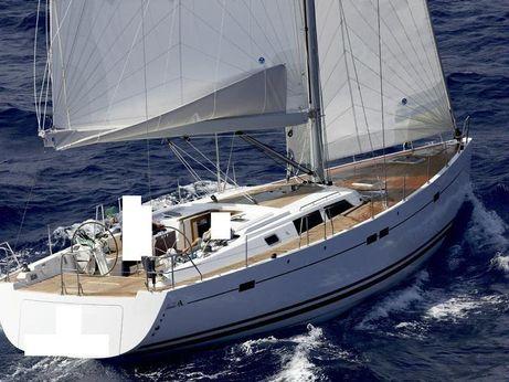 2008 Hanse Hanse 540 E