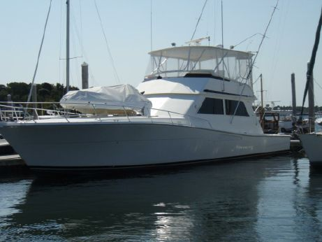 1995 Viking Yachts 58 Convertible