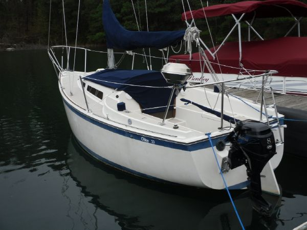 1983 O Day 23 Sail Boat For Sale Www Yachtworld Com