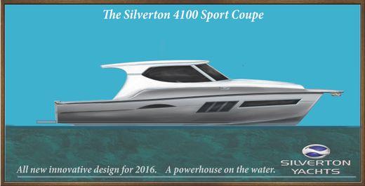 2016 Silverton 4100 SC