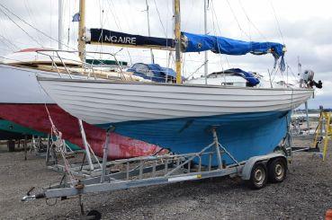 2002 Folkboat 25