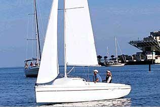 2003 Hunter 216