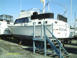 1986 Mainship Double Cabin