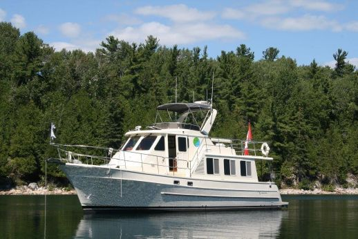 2011 North Pacific 43' Pilothouse