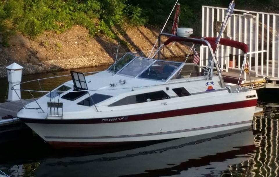 1985 Bayliner Ciera 2550 Cruiser For Sale Yachtworld