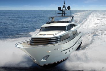 2020 Van Der Valk Raised Pilothouse 30m (Semi-displ.)