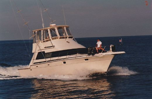 1988 Luhrs 40 Convertible