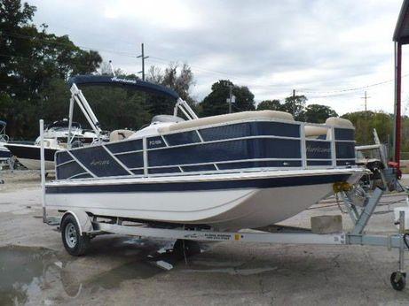 2016 Hurricane Deck Boat FD 196 RE3 OB DECK BOAT