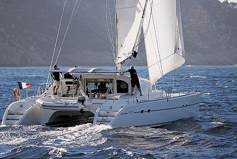 1999 Lagoon 470