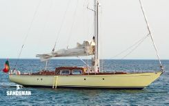 1966 Laurent Giles sloop