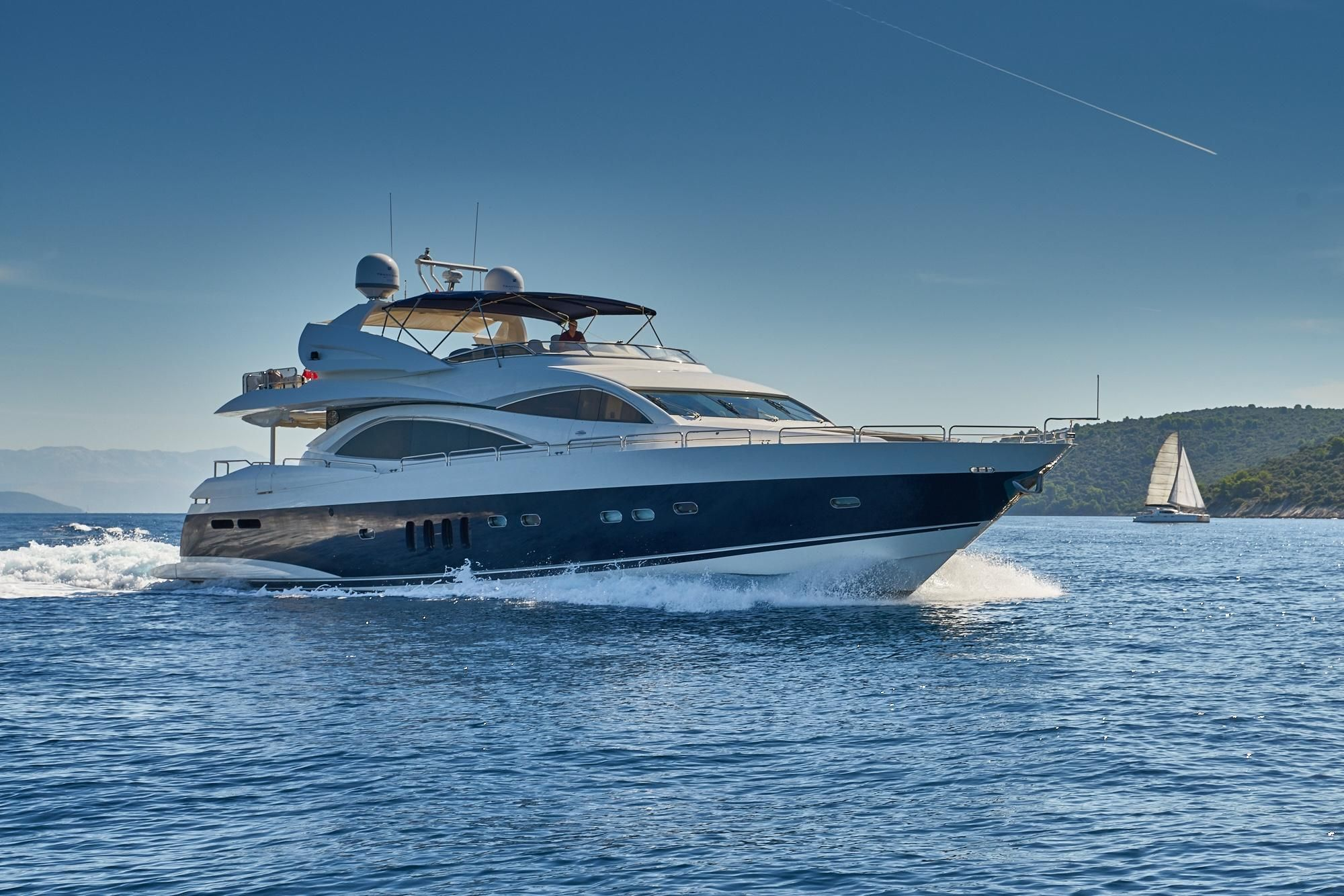 Mobile Per Lavatrice Moderno 2003 sunseeker 94 yacht power new and used boats for sale -