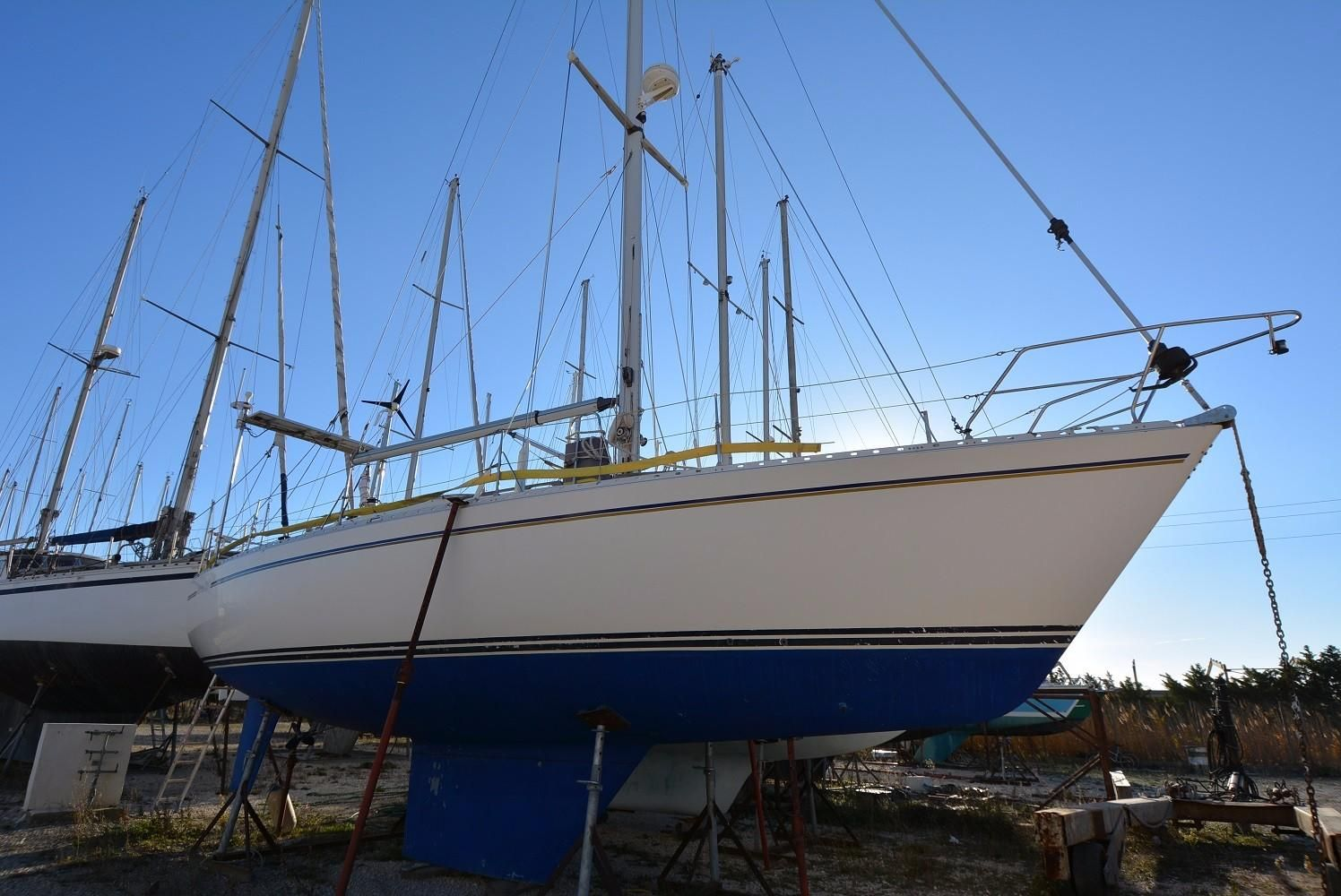 1990 moody 376 sail boat for sale - Navy service port st louis du rhone ...