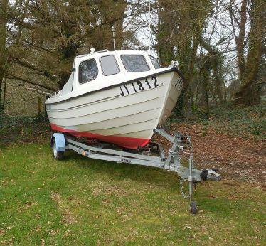 2007 Orkney Boats 590 TT