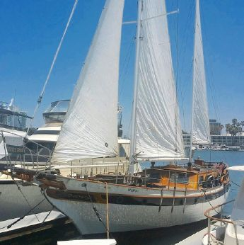 1979 Formosa Pilothouse Ketch