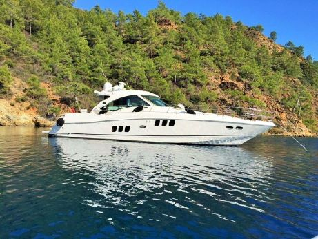 2007 Searay 605 Sundancer