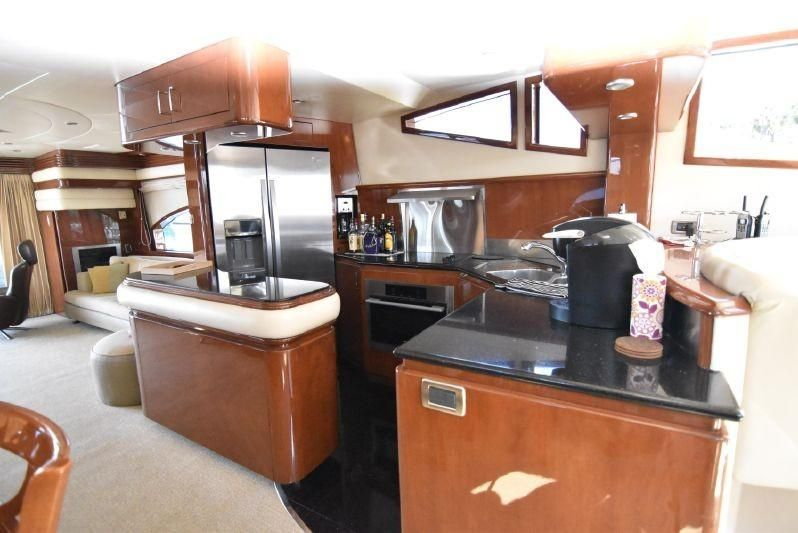 Carver 65 luxury yacht for sale in San Diego